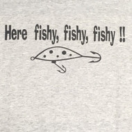Fishy Fishy T-Shirt