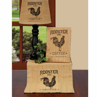 "Rooster Brand 14"" x 36"" Tea Dyed"