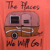 The Places We Will Go T-Shirt