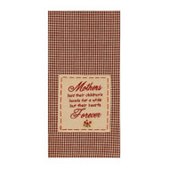 "Mothers 18"" x 28"" Barn Red - Nutmeg"