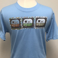 Campers at the Lake T-Shirt