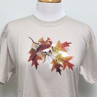 Cardinal Cardigan T-Shirt