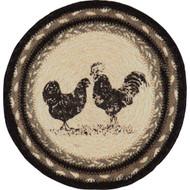 Sawyer Mill Poultry Jute Trivet 8