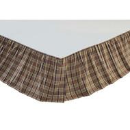 Wyatt King Bed Skirt 78x80x16