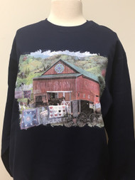 The Quilt Barn Sweatshirt