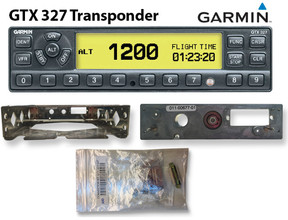 Garmin GTX 327 Transponder Kit