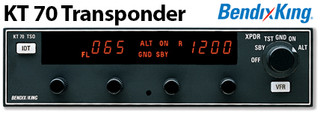 BendixKing KT-70 Mode S Transponder
