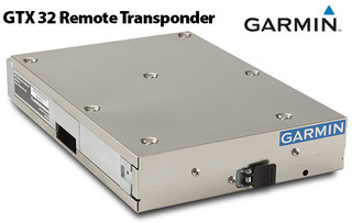 Garmin GTX 32 Remote Transponder Kit
