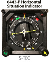 S-TEC Horizontal Situation Indicator for the ST-180 Slaved Compass System
