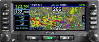 Avidyne IFD440 Touch Screen FMS/GPS/NAV/COM