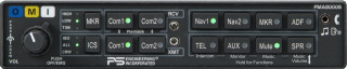 PS Engineering PMA8000B Audio Panel