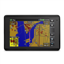Garmin Aera 660 Touchscreen Aviation GPS Portable