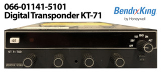 Bendix King KT-71 Digital Transponder