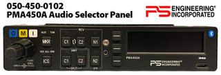 PS Engineering PMA450A Audio Selector Panel