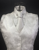 Ladies' Paisley  InVestments Vest (Multiple Color Options)