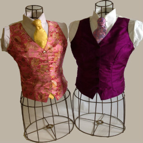 Ladies' INVESTMENT VEST- PLEASE SCROLL DOWN FOR DESCRIPTION AND SIZING