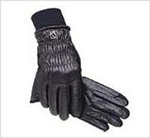 S-T-R-E-T-C-H  LEATHER WINTER GLOVES FOR MEN, WOMEN AND CHILDREN