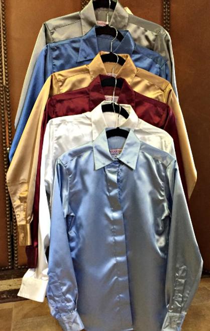 Lucky Sassy Satin Shirts