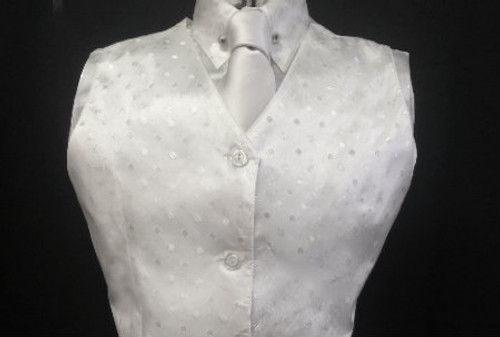 Children's Cream Limited Edition Polka Dot Shirt
