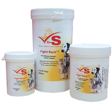 Immune support supplement for Cats and Dogs