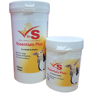 For enhanced health, vitality and coat quality.  Ideal for the moult.