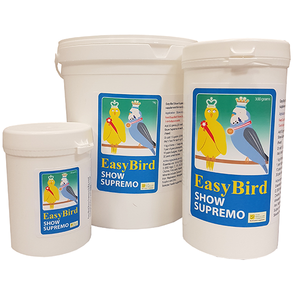 Vitamins supplement for show birds.