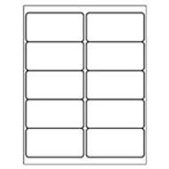 Sheet Labels for Desktop Printers