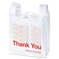 "Plastic ""Thank You"" Bags"
