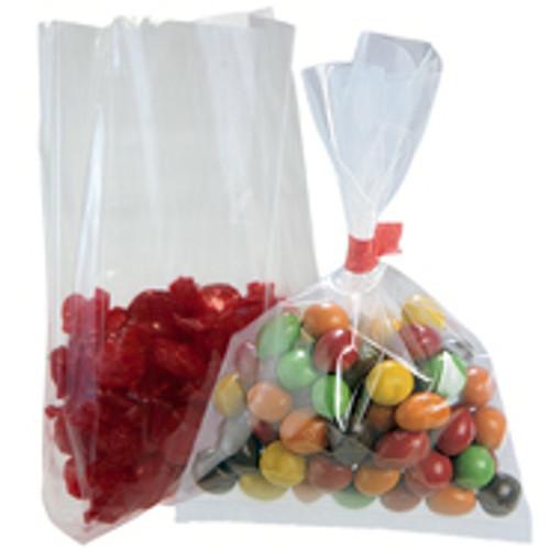 Layflat High Clarity Bags, 1.5 Mil, 3 x 5 1/2, Clear, 1000/case