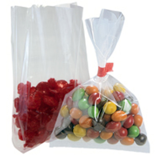 Layflat High Clarity Bags, 1.5Mil, 4 3/4 x 8 1/4, Clear, 1000/case