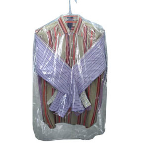 Garment Bags, .6 Mil, 21 x 4 x 54, Clear, 360/roll