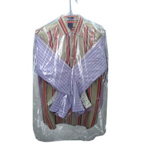 Garment Bags, .6 Mil, 21 x 4 x 72, Clear, 270/roll