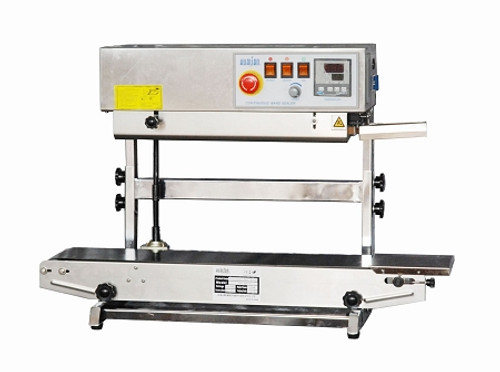 Continuous Band Sealer, Horizontal w/Vertical Kit, Right Feed, Embossing
