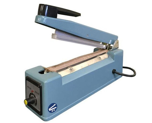 Impulse Hand Sealer, Heavy Duty, 10mm Seal