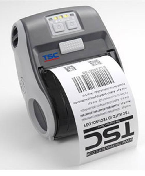 Alpha-3R 3 inch; BT mobile receipt ptr 203 dpi, 4ips, BT, battery, charger