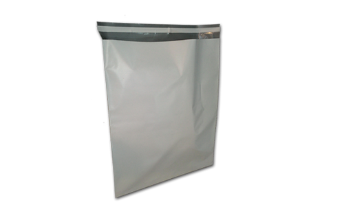 Self-Sealing Poly Mailers, 10 x 13, White, 500/Case