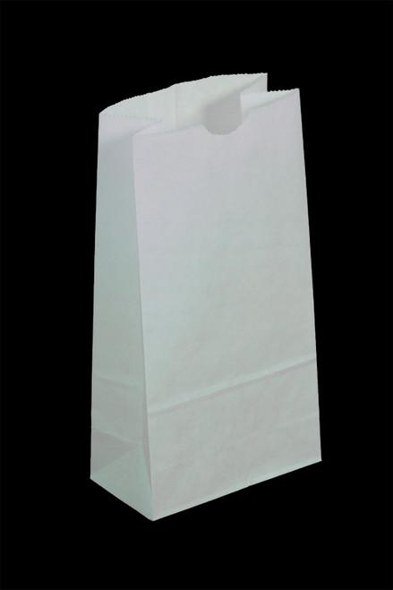 1/6 Barrel SOS Fruit Bag, 12 X 7 X 17, White, 500/case