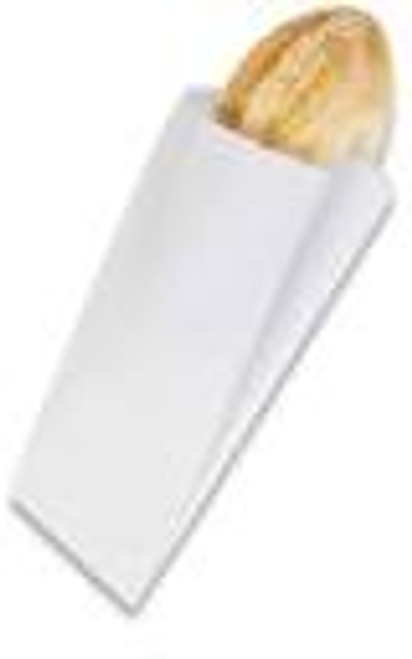 Recycled Pint Liquor and Bread SOS Bag,  4-1/4 x 2 x 12, White,1000/case