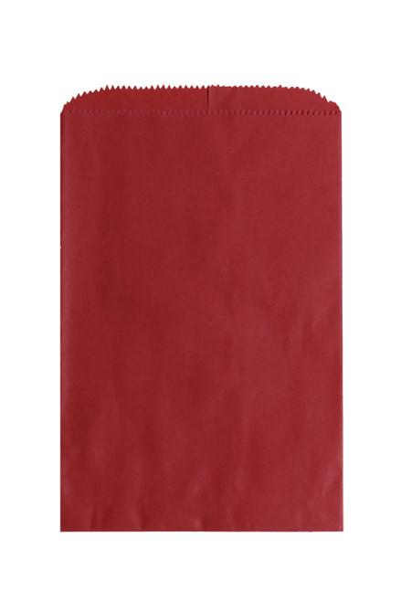 16 x 3-3/4 x 24 RED MERCHANDISE BAG 500/case
