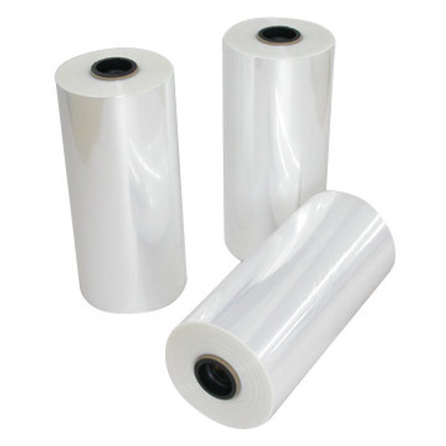 POF Shrink Wrap, 12in x 500ft, Clear, 1/Roll