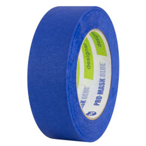 Painters Tape, 1.5in x 60yds, Blue, 36 Rolls/Case