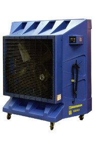 EVAP363 - Evaporative Cooler, 11.5 Amps, 48/66/9600CFM, 32 Gallon tank