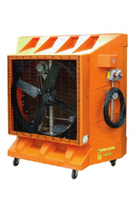 EVAP36HAZ - Evaporative Cooler, 13.4 Amps, 9600 CFM, 32 Gallon tank, for Hazardous locations