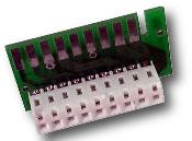 TP-390    Circuit Board Adapter Mates with TP-351A, TP-78D to Slide on Connection