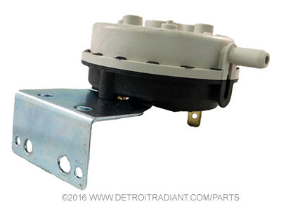 Pressure Switch, 1.70″ WC Part Number	UF-643 Used On	UH and FA