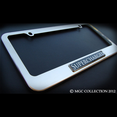 Plates & Plate Frames - License Plate Frames - Page 1 - MGCcartoys