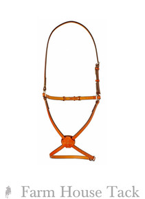 Edgewood Figure 8 Noseband Fancy Stitched