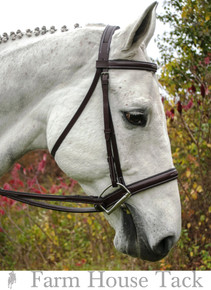 Red Barn by KL Select Spirit Bridle