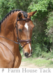 KL Select Italia Fairhill Bridle