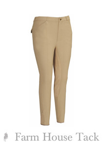 Tuffrider Men's Grand Prix Full Seat Breeches